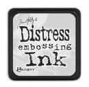 Ranger Tim Holtz® Distress Embossing Mini Ink Pad - Clear